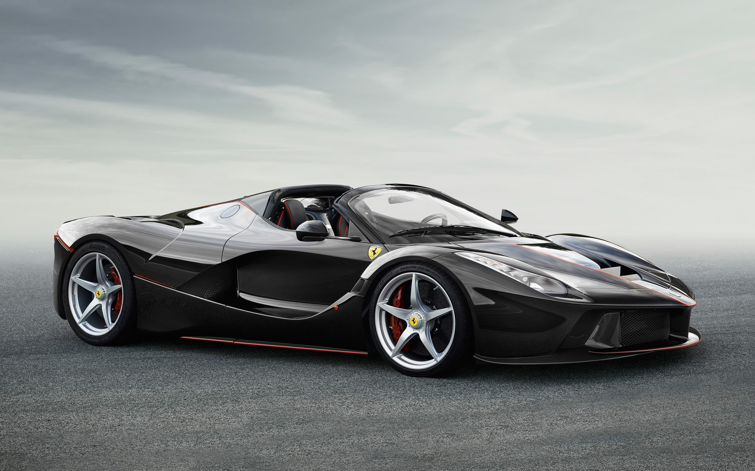 2017 Ferrari 488 Spider >> 2017 Ferrari LaFerrari Spider Wallpapers in jpg format for ...