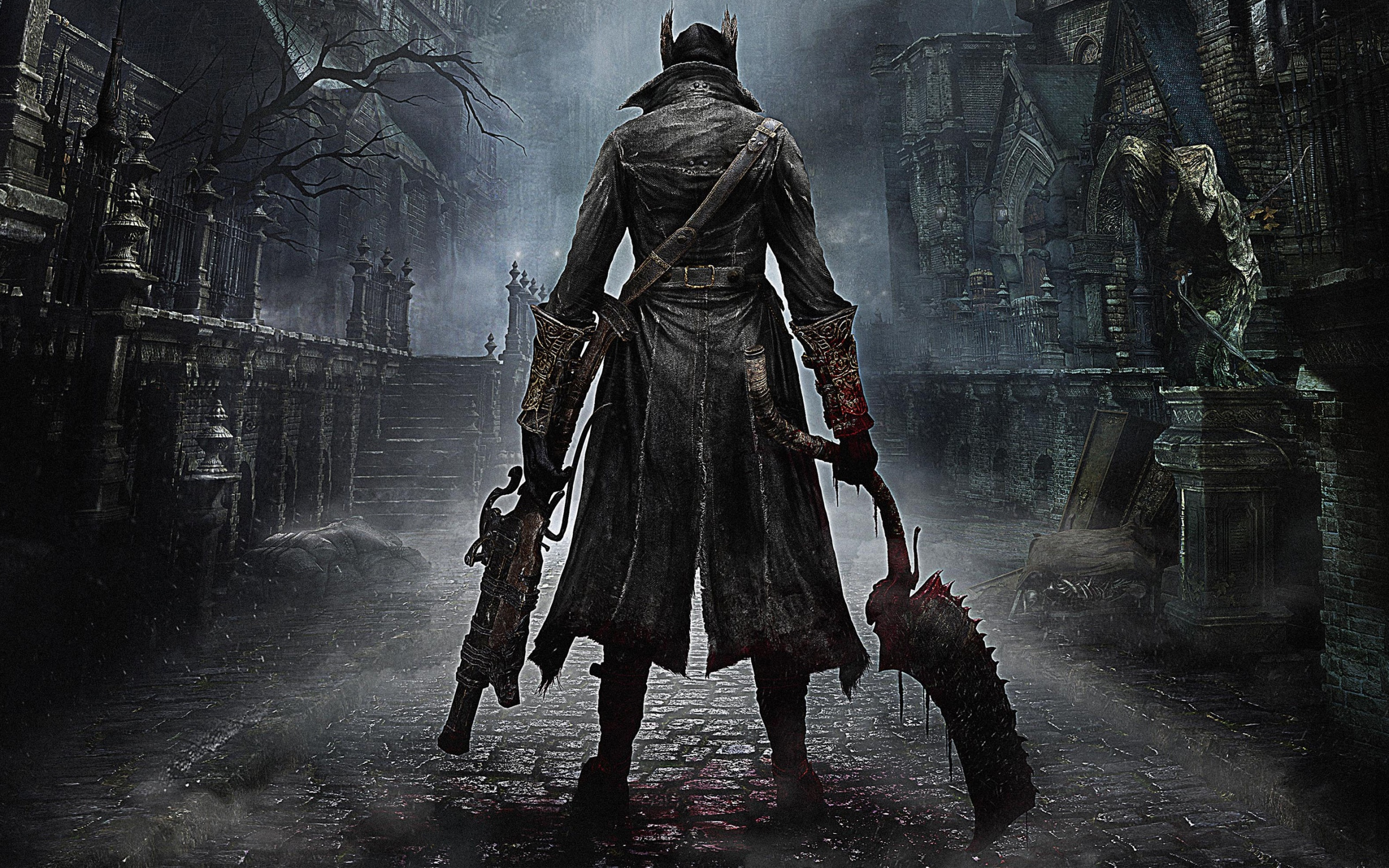 Bloodborne ps4 game wallpapers in jpg format for free download - Bloodborne download ...