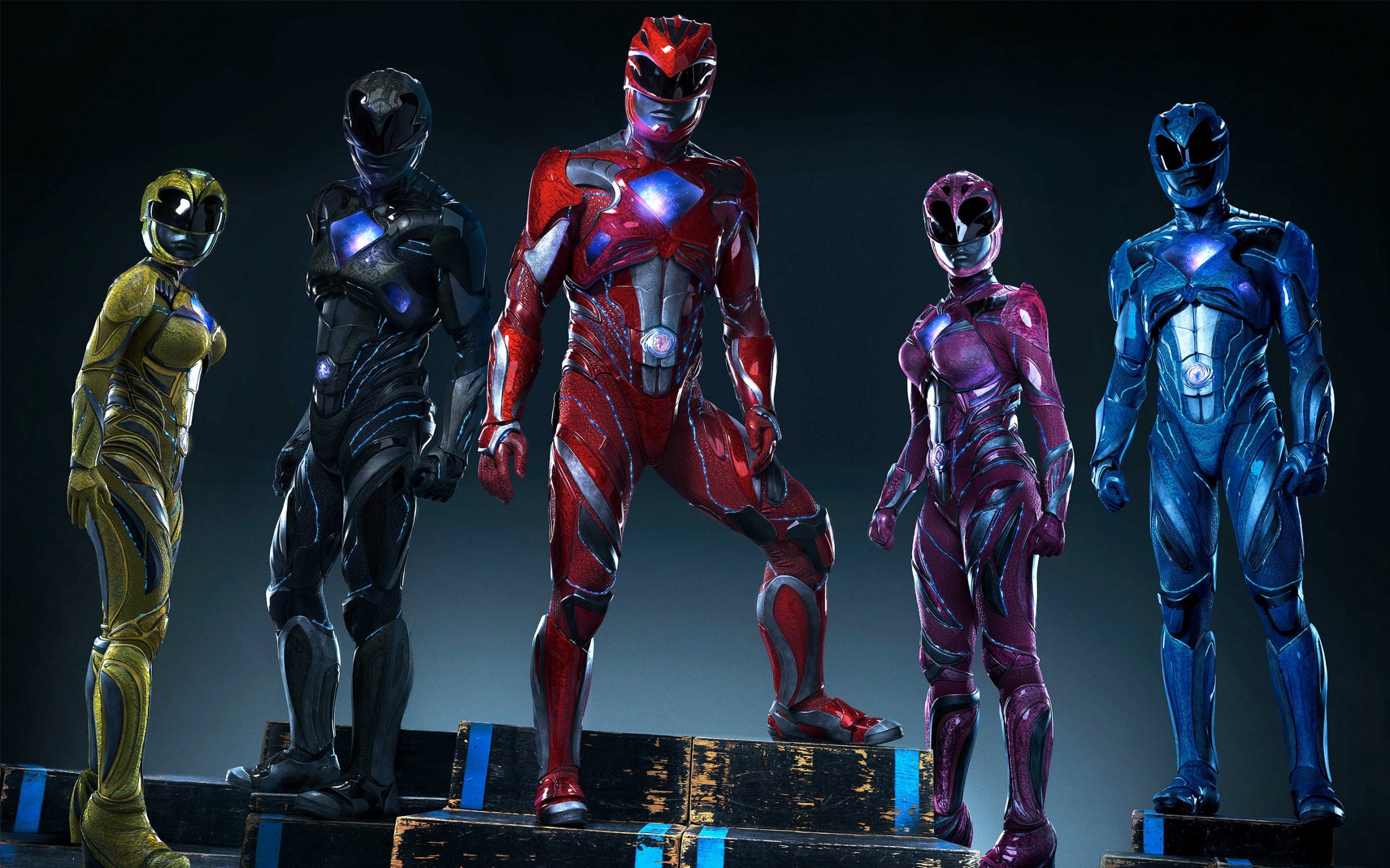 mighty morphin power rangers wallpapers in jpg format for