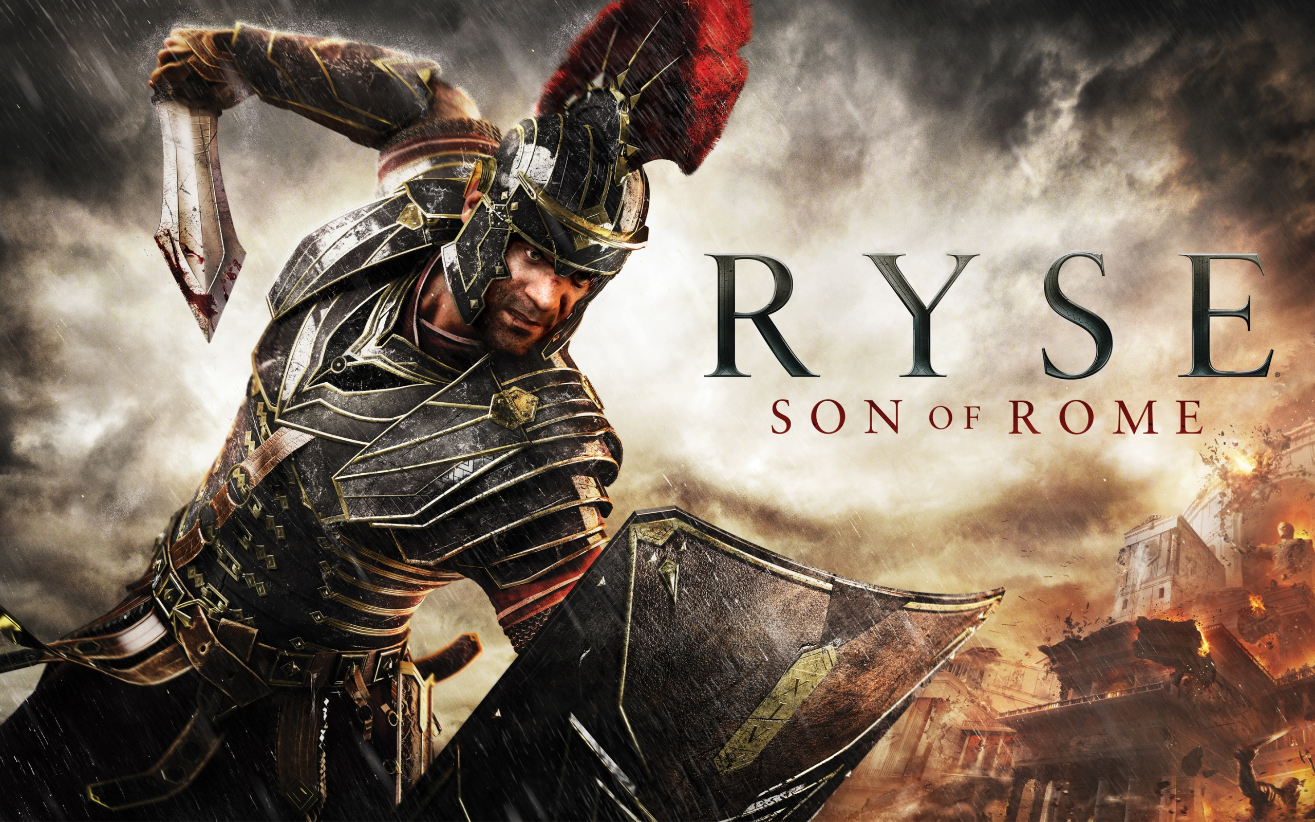 Ryse Son Of Rome Wallpaper: Ryse Son Of Rome Game Wallpapers In Jpg Format For Free