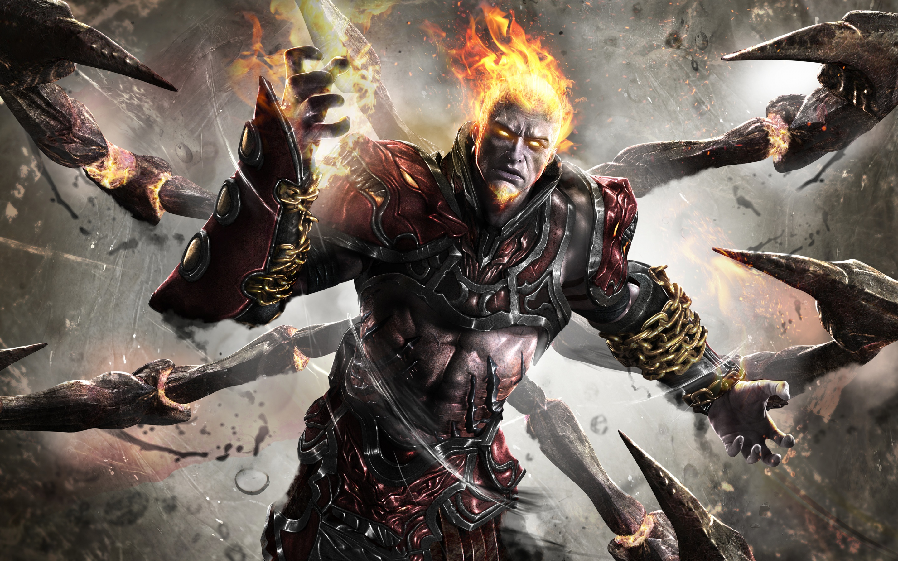 God of war ascension ares wallpapers in jpg format for free download - Ares god of war wallpaper ...
