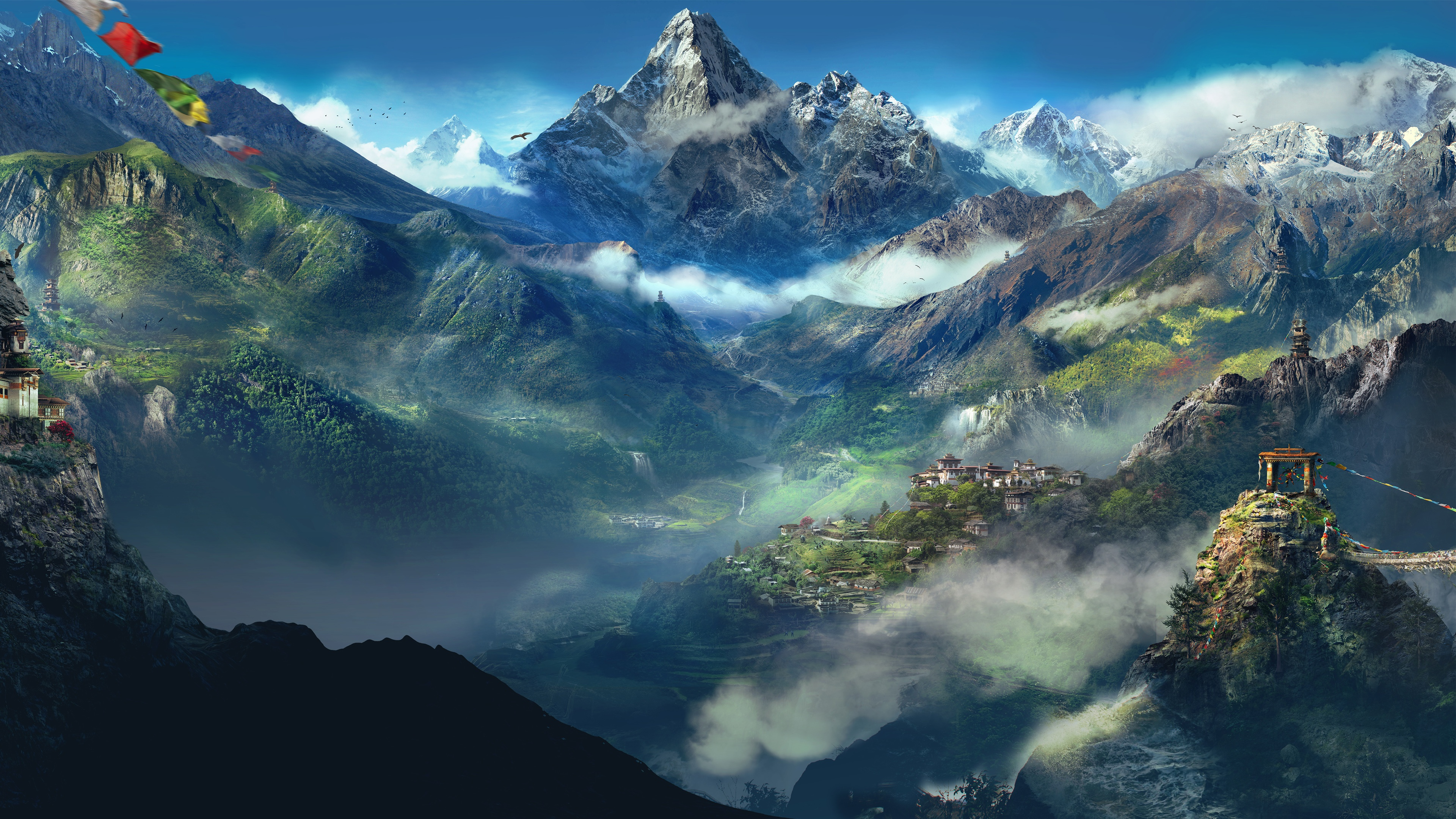 Far cry himalayas wallpapers in jpg format for free download - Far cry 4 wallpaper ...