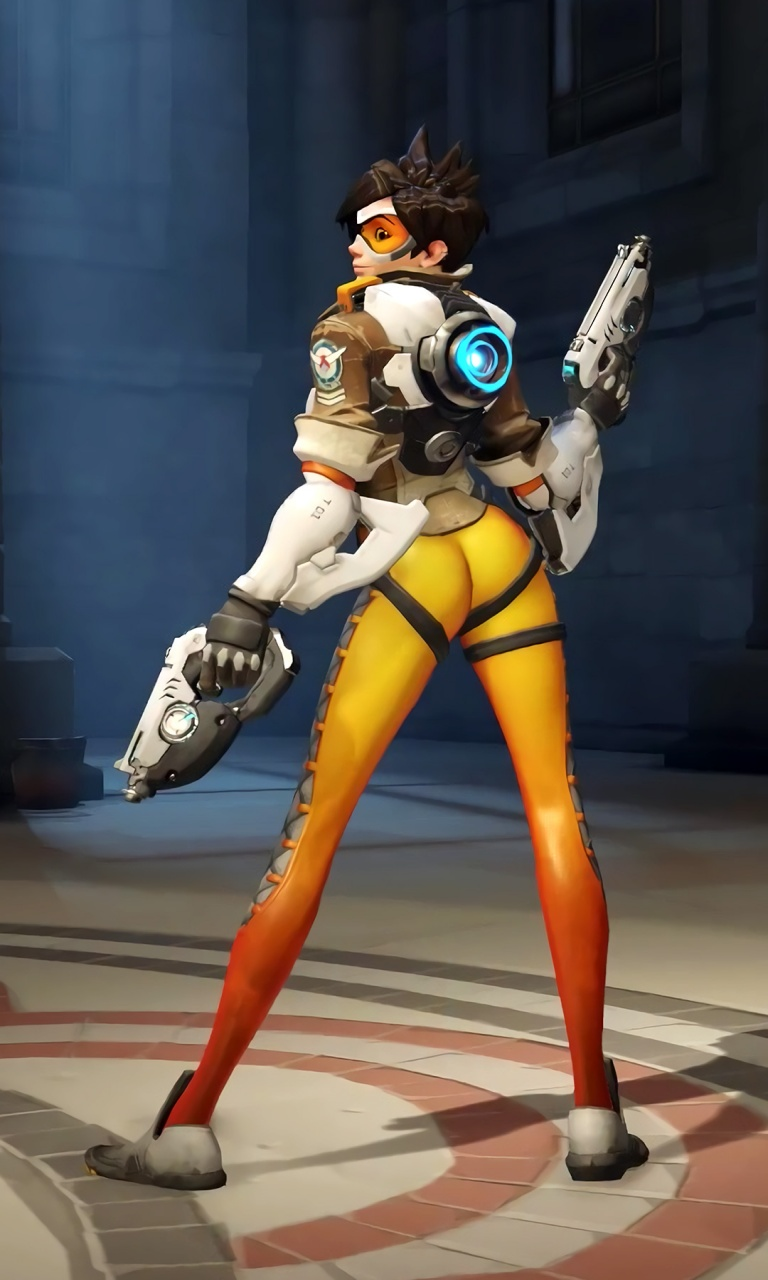 overwatch agent tracer wallpapers - photo #5